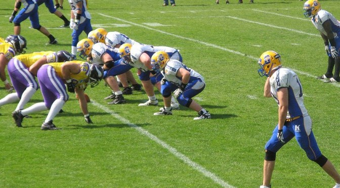American Football in Austria