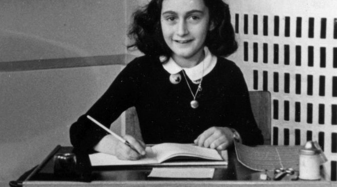 Why you have to read: The Diary of Anne Frank