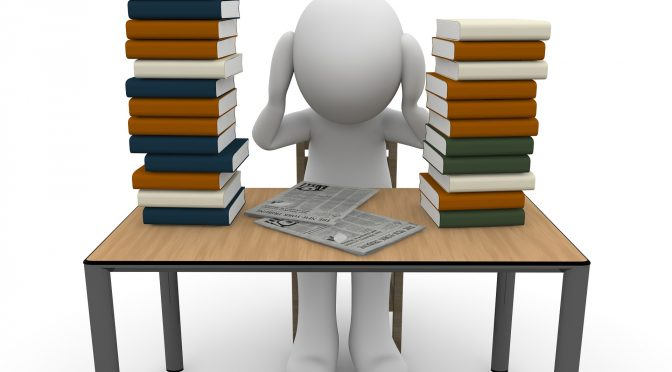 Issues that Affect Students: Exam Stress