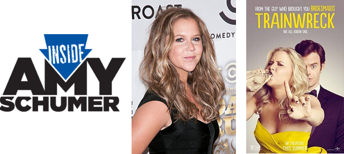 Body Image With The Hilarious Amy Schumer